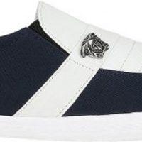 T T S Canvas Shoes(White)
