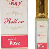 Vispy The Scent Of Peace ROSE Floral Attar(Rose)