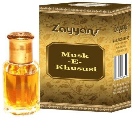 Zayyans ZYFA0012 Floral Attar(Woody)